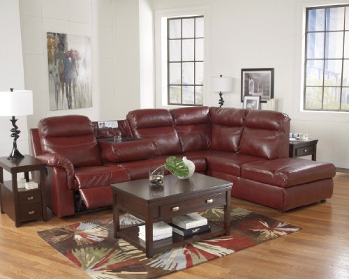 Primematic Durablend Sectional Right Arm Facing Chaise