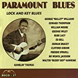 Various Artists Paramount Blues: Lock & Key Blues
