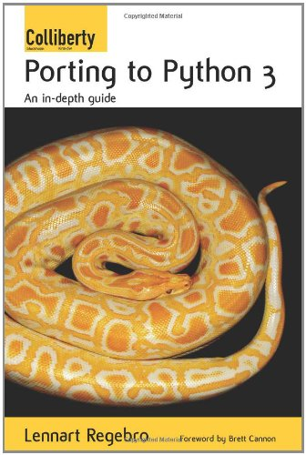 Porting to Python 3: An in-depth guide