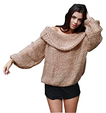 Gallery images and information oversized off the shoulder sweaters