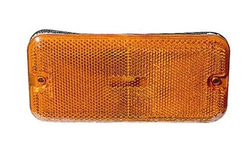 Chevy VAN/GMC VAN Replacement Side Marker Light (Amber) - 1-Pair