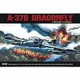 [Academy] Plastic Model Kit 1/72 Cessna A-37B DRAGONFLY (#12461) /item# G4W8B-48Q2980