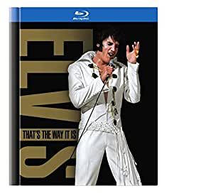Elvis: That's the Way It Is 2001 [Blu-ray] [US Import]