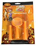 3-Piece Disney Winnie the Pooh Halloween Pumpkin Carving Set with Designs