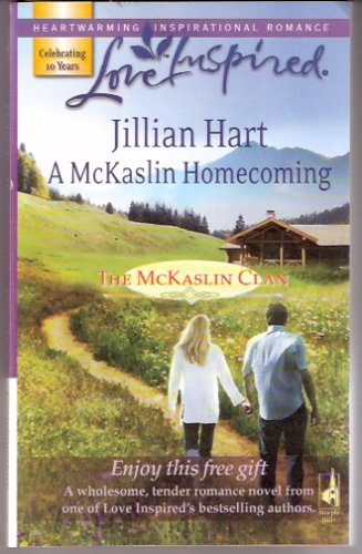 A McKaslin Homecoming, JILLIAN HART