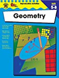 img - for Geometry, Grades 5 - 8 (The 100+ Series ) book / textbook / text book