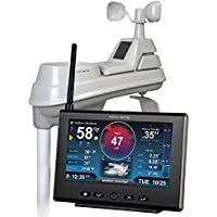 Pro Weather Station with 5-in-1 Sensor + Remote Monitor with HD Display