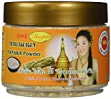 Thanaka Tanaka Powder 100% for Anti Acne & Reduce Melasma Natural Herbal 50g free shipping