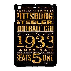 Diy Cutstomize Pittsburgh Steelers case for iPad Mini LIULAOSHI(TM) at Steeler Mania