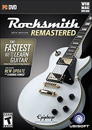 Rocksmith 2014 Edition Remastered - PC/Mac Standard Edition