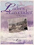 Theme from Ladies in Lavender: Violin with Piano Accompaniment