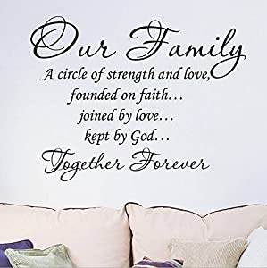 Quotes About Family Love And Strength : Circle Of Love Quotes. QuotesGram