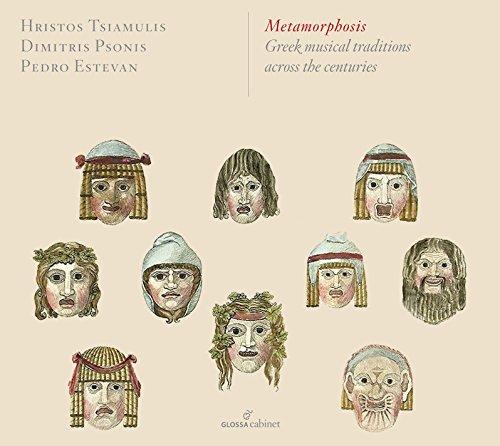 Pedro Estevan-Metamorphosis - Greek Musical Traditions Across The Centuries-2014-VOiCE Download