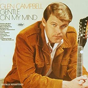 "Cover of ""Gentle on My Mind"""