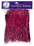 SuperMoss (30403) Raffia, Cranberry, 8oz