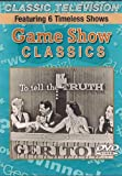 Game Show Classics - Featuring Six Timeless Show