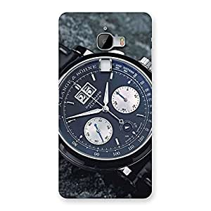 Delighted Wrist Watch Multicolor Back Case Cover for LeTv Le Max