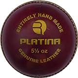 R-Max Platina Leather Cricket Ball