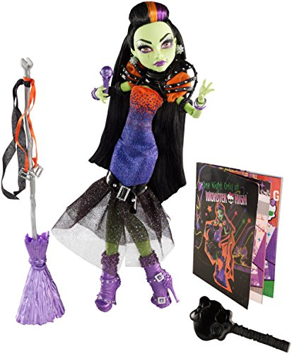 Monster High Casta Fierce Doll - 1