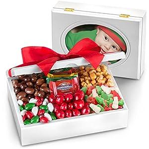 Holiday Sweets and Treats in Keepsake Photo Frame Box