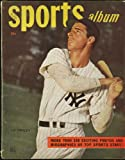 Dell Sports Album (March 1948) (Joe DiMaggio & Joe Louis covers and feature) Vol 1, No. 1