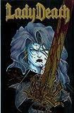 Lady Death #1 The Original Lady Death Holo-Chrome Cover