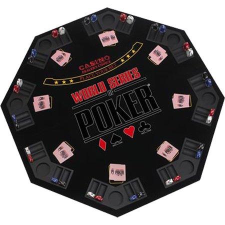 World Series of Poker-121,9cm fibre Dessus de table de poker professionnel