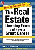img - for How to Prepare For and Pass the Real Estate Licensing Exam: And Have A Great Career (How to Prepare for and Pass the Real Estate Licensing Exam) by Harrison, Henry 1st edition (2007) Paperback book / textbook / text book
