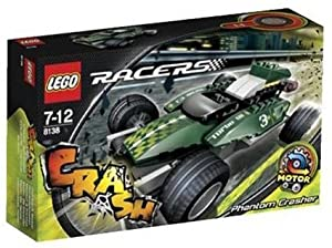 LEGO Racers Phantom Crasher (8138)