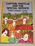 Captain Pantoja and the Special Service (0060144947) by Mario Vargas Llosa