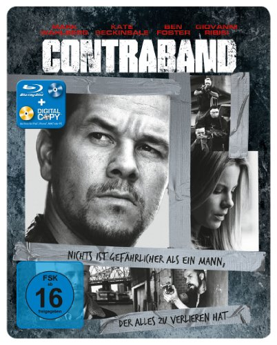 Contraband - Steelbook [Blu-ray] [Limited Edition]