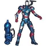 """Iron Man 6"""" Marvel Legends Lieutenant Colonel James Rhodes"""
