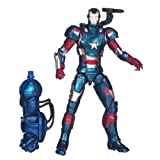 Marvel Iron Man Marvel Legends Lieutenant Colonel James Rhodes Figure 6 Inches