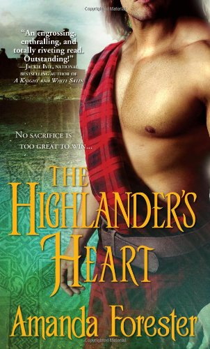 The Highlander&#39;s Heart (Highlander #2)