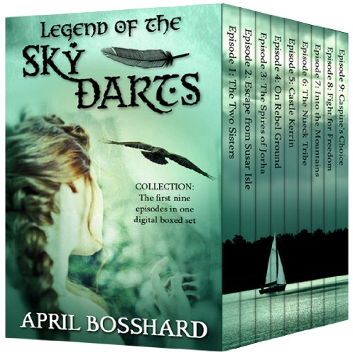 Legend Sky Darts Trilogy ebook
