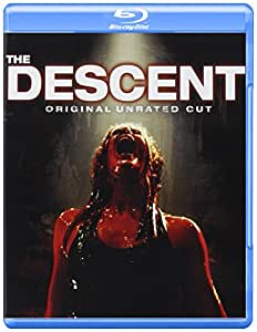 Amazon.com: The Descent (Original Unrated Cut) [Blu-ray ...