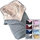 Infantastic Baby Sleeping Bag Winter Footmuff Warmer for Stroller Car Seat (Grey)