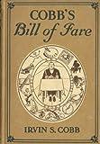 Cobbs Bill of Fare