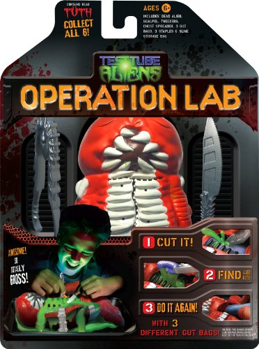 Alien Operation Lab - Tuth - 1