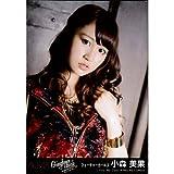AKB48 公式生写真 ギンガムチェック 劇場盤 Show fight! Ver. 【小森美果】