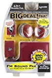 Dreamgear GBA SP Big Deal 4-in-1 Bundle Pak - Platinum
