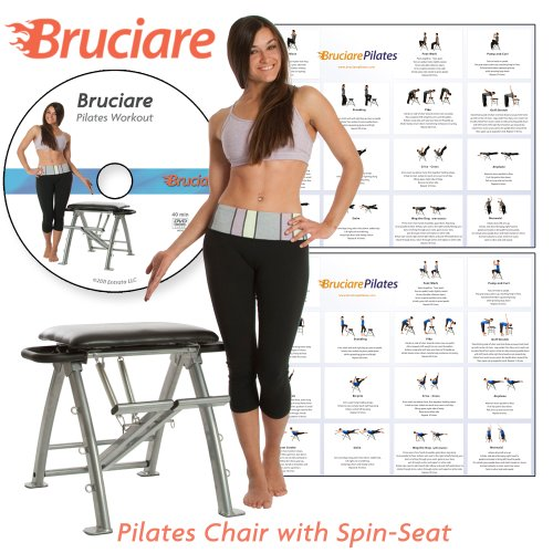 Bruciare Pilates Chair By Bruciare At The Pilates And Yoga