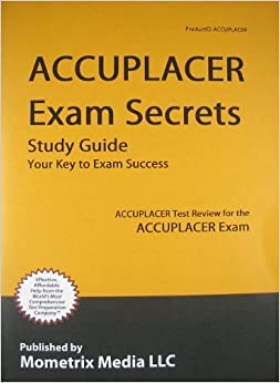Accuplacer Study Guides & Tutoring