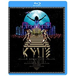 Kylie Minogue: Aphrodite Les Folies - Live in London [Blu-ray]