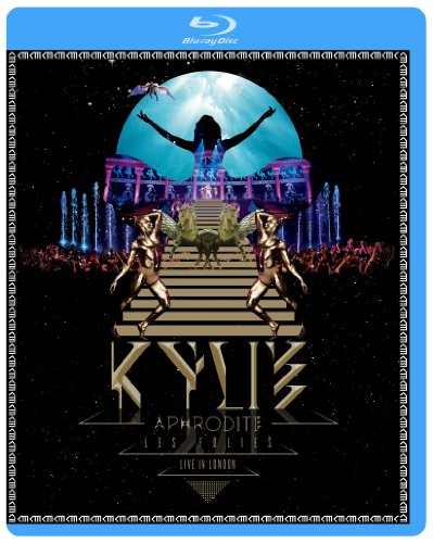 Aphrodite Les Folies - Live in London 2CD/3D Blu-Ray