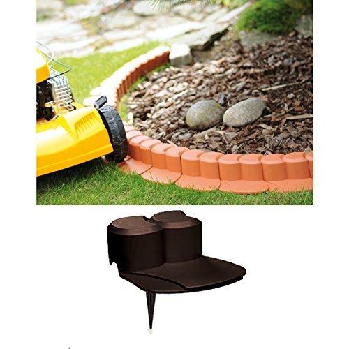 Prosperplast ihap1 palizzata bordura da giardino di for Bordura giardino prezzo