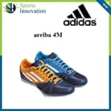 Arriba 4 Mens adidas sprinting spike L:Blue R:Blue UK12