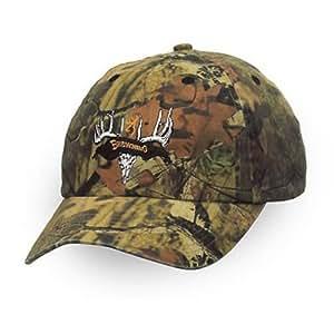 Amazon.com : Browning Cap, Mossy Oak Infinity, Semi-Fitted : Baseball