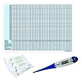 Thermometer Domotherm 0830 Rapid mit 5 Zykluskalendern und 20 One+Step