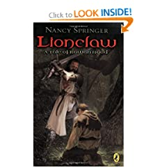 Lionclaw: Tale of Rowan Hood by Nancy Springer